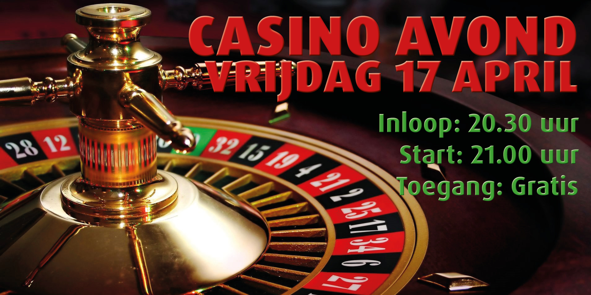 Casinoavond 2020